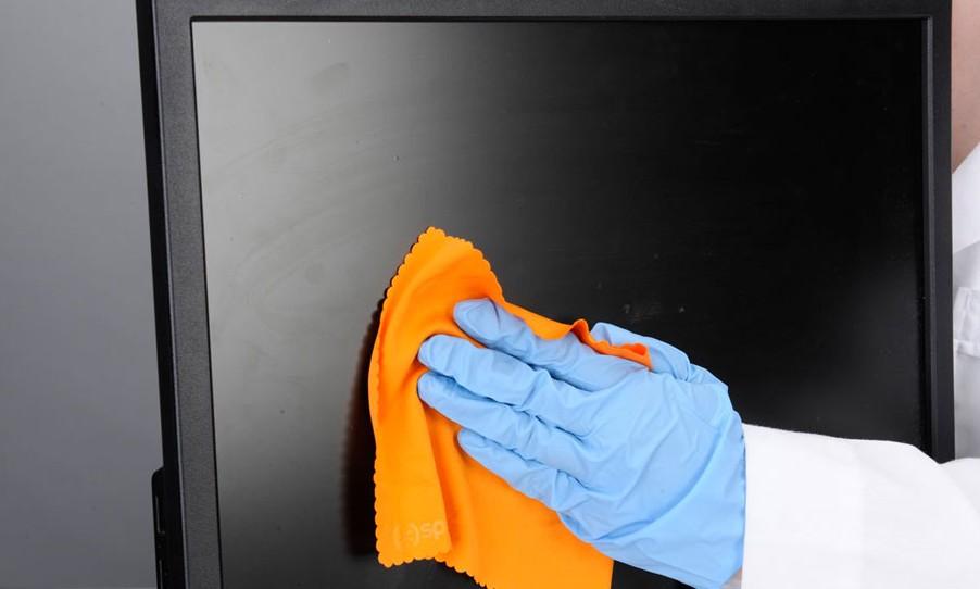 نحوه پاک کردن صفحه مانیتورو لپ تاپ-درست مصرف کنیم - آموزش همگانی - آگاهی مصرف