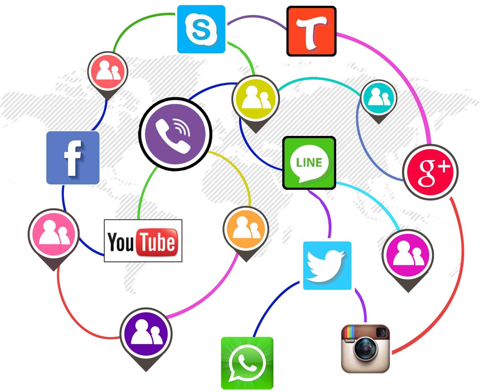 شبکههای اجتماعی عامل انزوای افراد جامعه-درست مصرف کنیم - آموزش همگانی - آگاهی مصرف