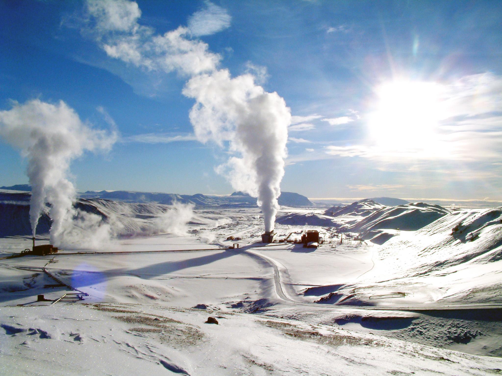 انرژی زمین گرمایی و کاربردهای آن-درست مصرف کنیم - آموزش همگانی - آگاهی مصرف