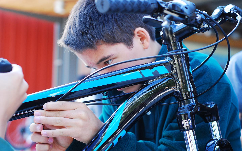 تأثیر شگفت انگیز دوچرخه سواری در مغز و بدن
