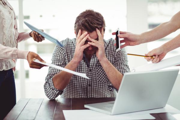 چگونه استرس محل کاررا کاهش دهیم؟- پایگاه اینترنتی دانستنی در ایران