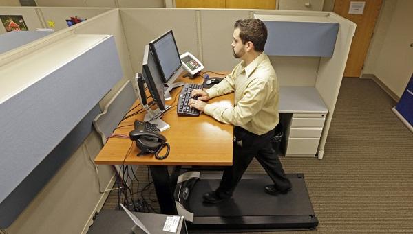 درمحیط کار، چگونه وزن خود را کم کنیم؟- پایگاه اینترنتی دانستنی ایران