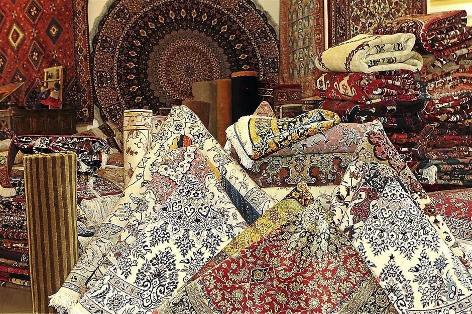 نقش صنعت فرش در اقتصاد ایران- پایگاه اینترنتی دانستنی ایران