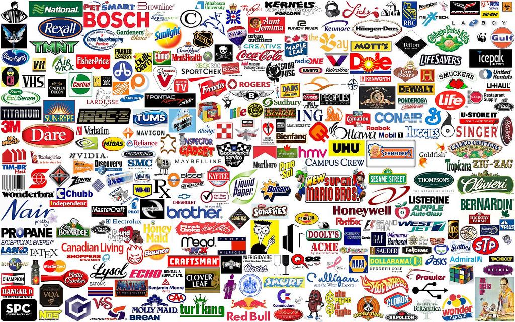 نقش لوگو در فروش بیشتر- پایگاه اینترنتی دانستنی ایران