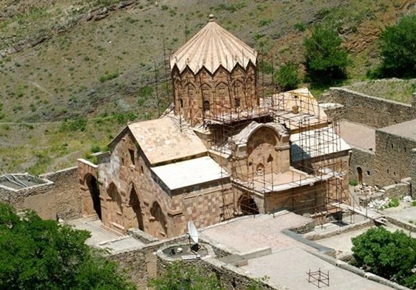 یکصد جاذبه دیدنی ایران (38) کلیسای سنت استپانوس- پایگاه اینترنتی دانستنی ایران