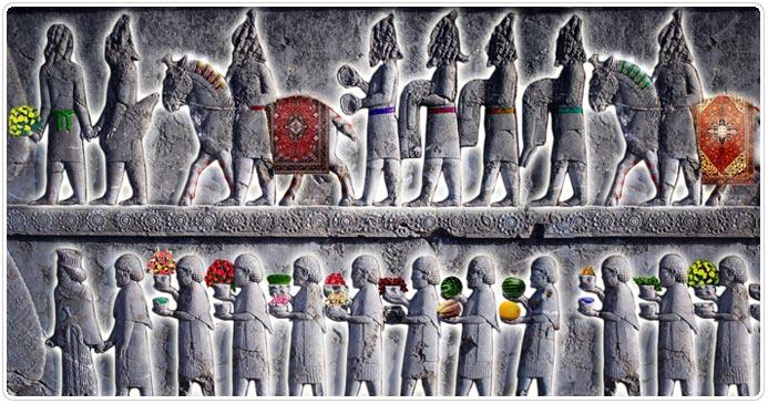 دانستنی های جالب در مورد ایران باستان- پایگاه اینترنتی دانستنی ایران