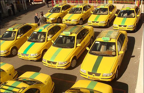 وظایف شهروندان در رابطه با استفاده از تاکسی- پایگاه اینترنتی دانستنی ایران