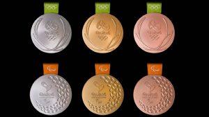 مدال های المپیک