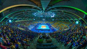 والیبال المپیک 2016