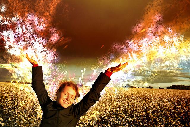 چگونه می توان انرژی مثبت جذب کرد؟- پایگاه اینترنتی دانستنی ایران