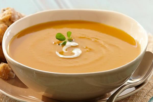 دستور پخت غذای پاییزی، سوپ کدو حلوایی- پایگاه اینترنتی دانستنی ایران