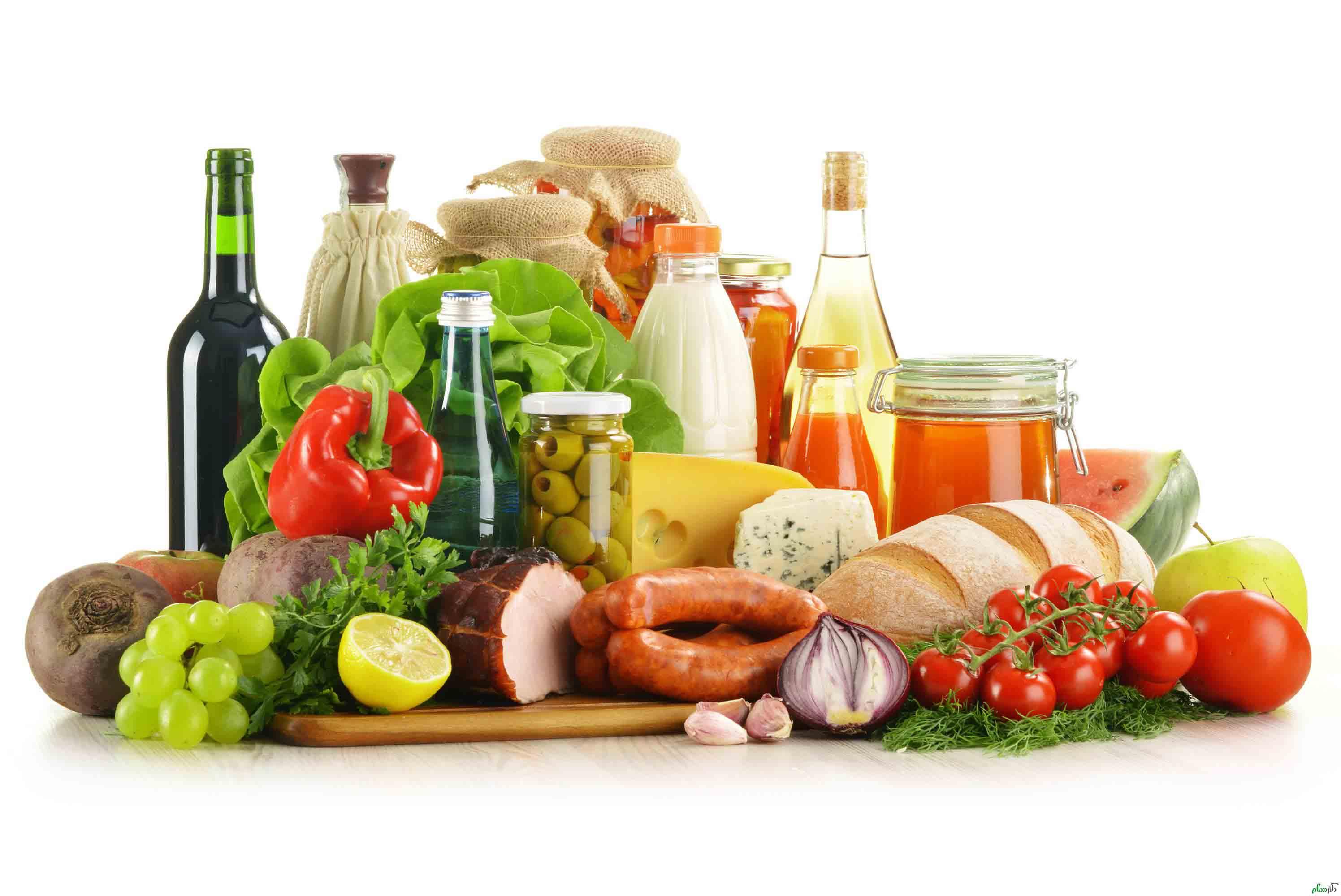 دانستنی های لازم از خواص برخی مواد غذایی- پایگاه اینترنتی دانستنی ایران