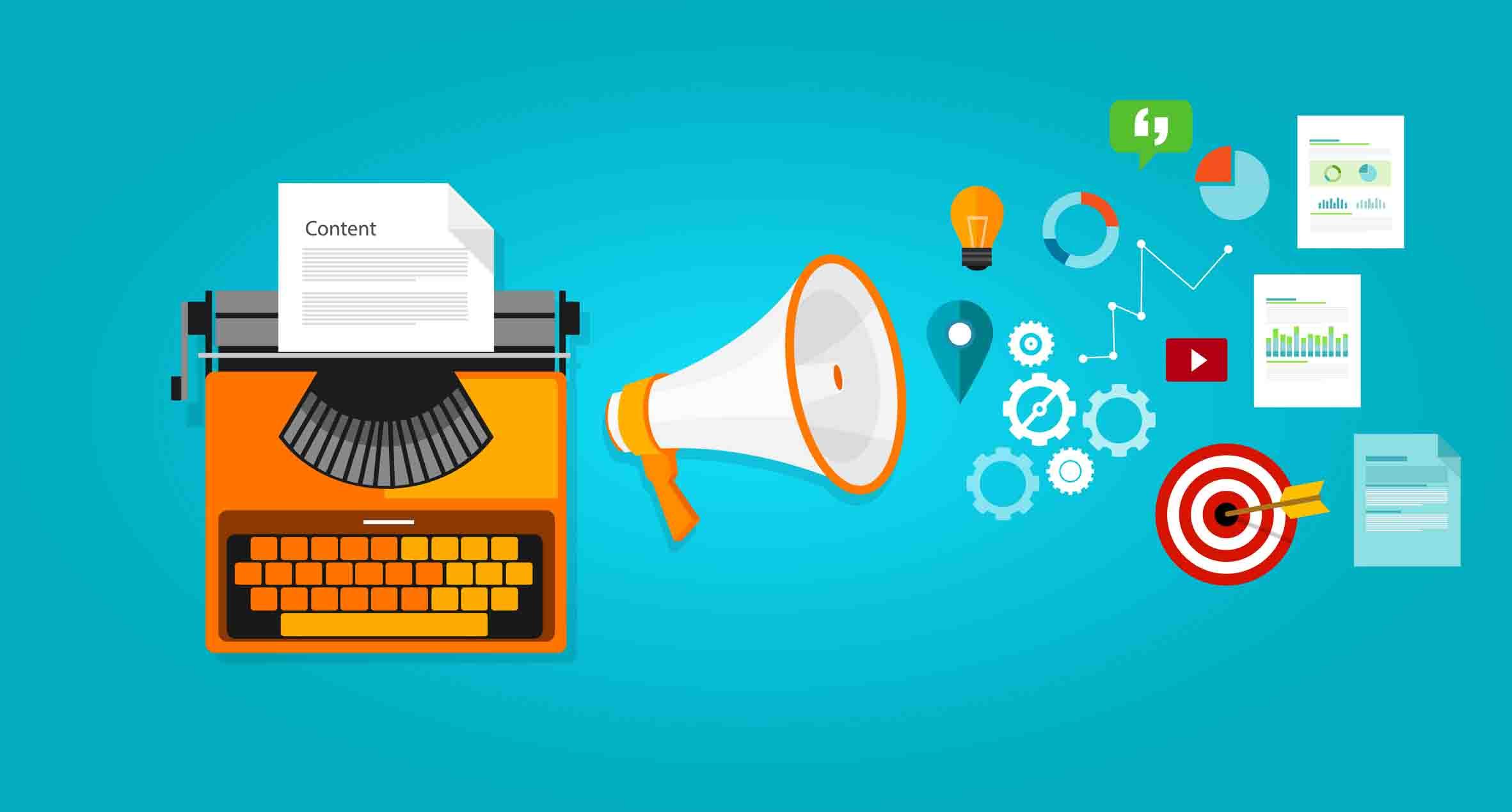 با بازاریابی محتوا به کسب و کار خود رونق بدهید+ موشن گرافیک- پایگاه اینترنتی دانستنی آنلاین ایران
