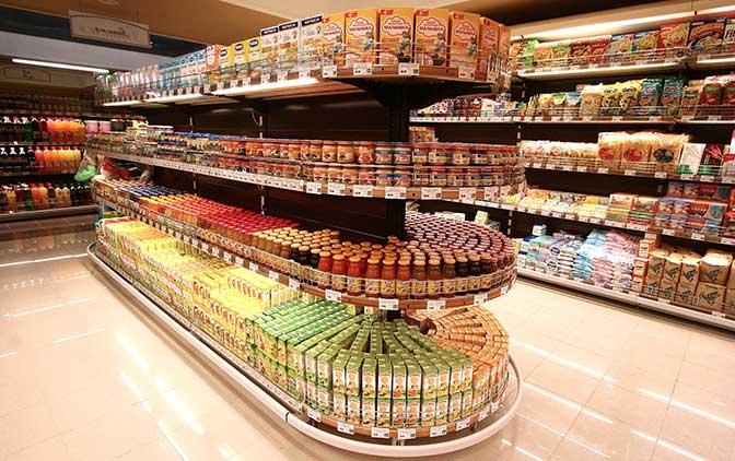 راهنمای خرید از سوپر مارکت ها و فروشگاه ها + اینفوگرافیک- پایگاه دانستنی آنلاین