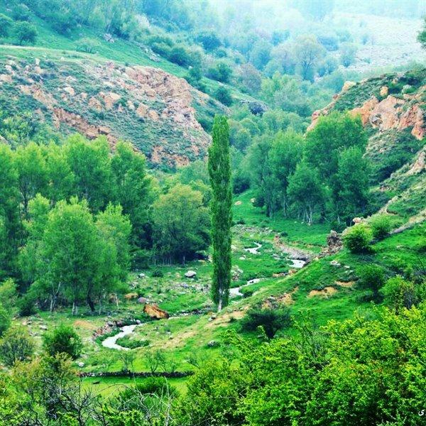 روستای تاریخی اُنار - یکصد جاذبه دیدنی ایران (47)+ویدئو- پایگاه دانستنی آنلاین