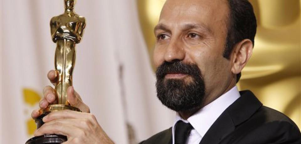 اصغر فرهادی برنده جایزه اسکار
