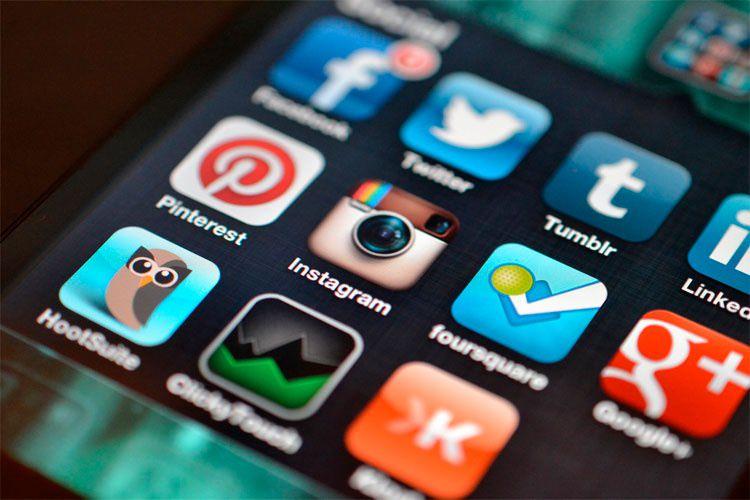 بررسی درصد عضویت افراد جامعه در شبکه های اجتماعی مجازی+اینفوگرافیک- پایگاه دانستنی آنلاین