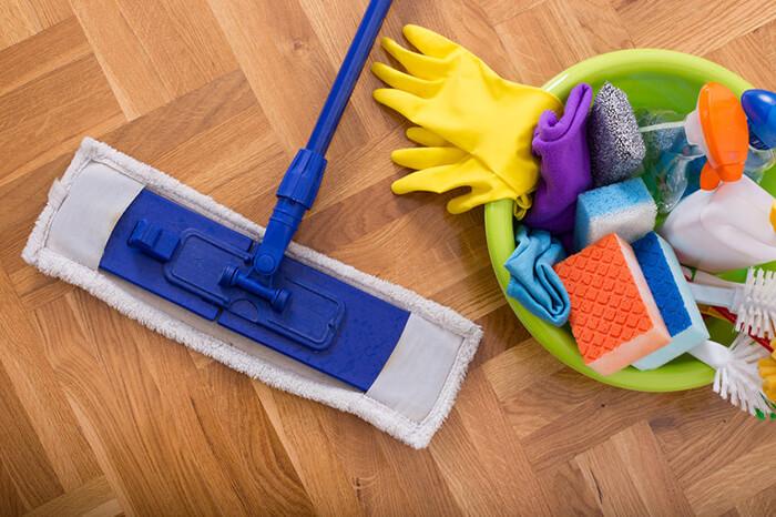 ترفندهای تمیز کردن خانه در نیم ساعت- پایگاه دانستنی آنلاین