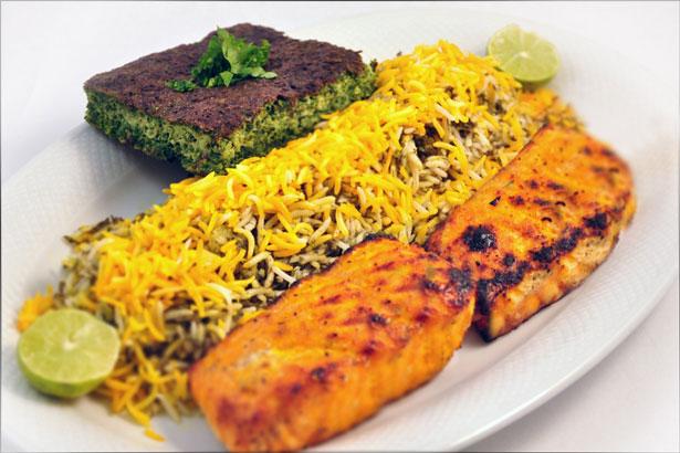 طرز تهیه سبزی پلو با ماهی ، غذای مخصوص شب عید + ویدئو- پایگاه دانستنی آنلاین