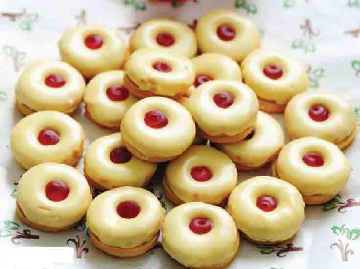 طرز پخت شیرینی ماندل بولار برای عید نوروز+ ویدئو- پایگاه دانستنی آنلاین