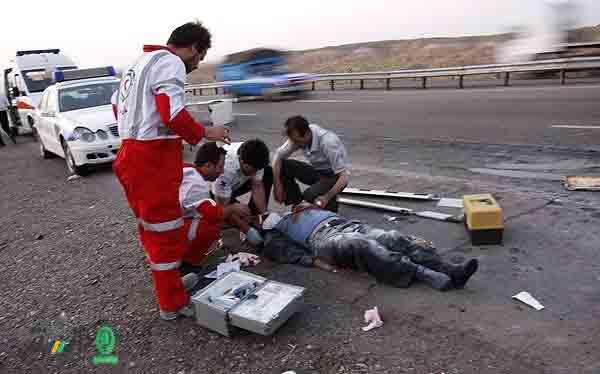 آموزش کمک های اولیه در تصادفات رانندگی +ویدئو- پایگاه دانستنی آنلاین