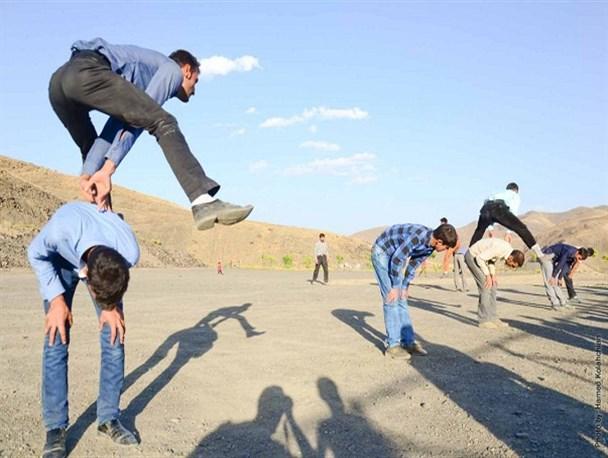 بازی های بومی ایرانیان +اینفوگرافیک- پایگاه دانستنی آنلاین