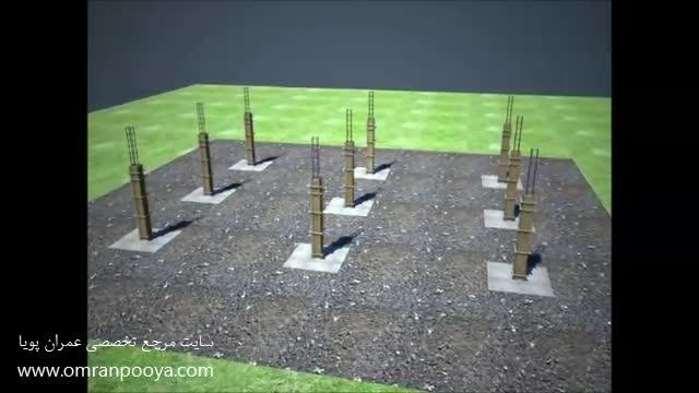مراحل ساخت یک مجتمع و ساختمان از ابتدا تا انتها +انیمیشن- پایگاه دانستنی آنلاین
