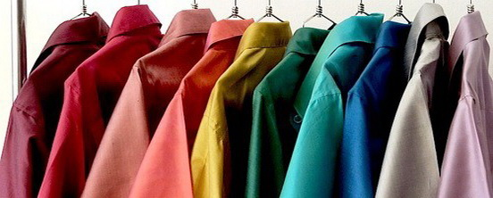 رنگ لباس چه چیزی در مورد شخصیت شما می گوید + اینفوگرافیک