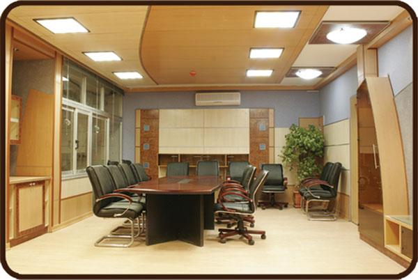 طراحی داخلی اداری و تأثیر آن بر کار