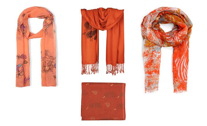 راهنمای انتخاب و خرید روسری و شال