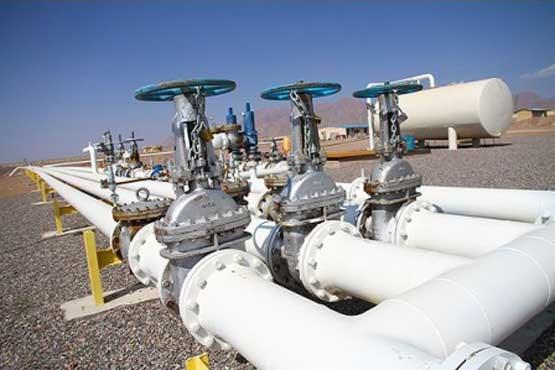 محبوس شدن صادرات گاز