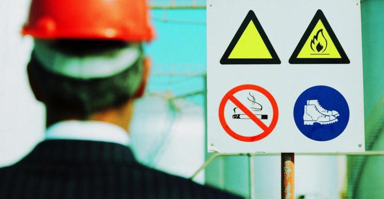 اصول و قوانین ایمنی در کار انفرادی