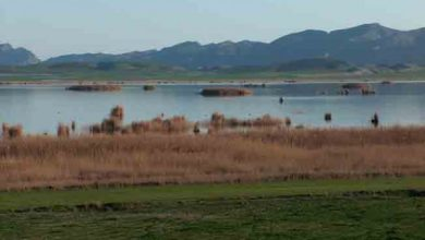 دریاچه پریشان ، بزرگ ترین دریاچه های آب شیرین ایران + ویدئو
