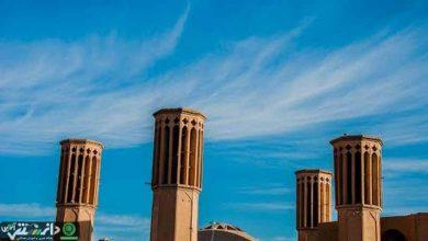 عملكرد بادگيرها در بناهای مناطق گرم مركزي و جنوب ايران