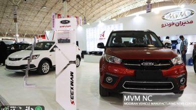 بیست و یکمین دوره نمایشگاه خودرو تبریز با حضور برندهای مختلف