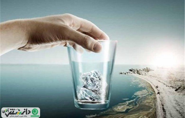 حل مشکل کم آبی با کمک انرژی هسته ای + موشن گرافیک