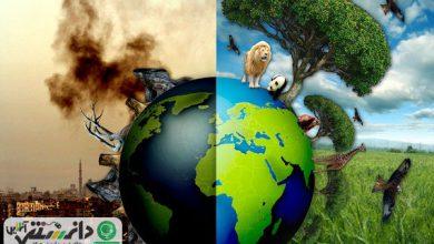 انیمیشن جالب از نحوه حفاظت محیط زیست !