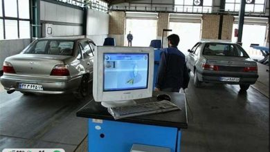از این پس در شهر تهران دو نوع معاینه فنی خودرو صادر میشود