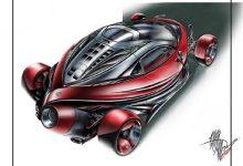 طرحهای تیونینگ خودرویی «مصطفی موذنی» نخبه ایرانی + ویدئو