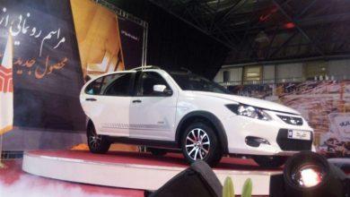 با رونمایی از دو محصول جدید؛ ایران خودرو پیشتاز صنعت خودرویی ایران شد