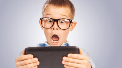 استفاده از تلفن همراه موجب بلوغ زودرس کودکان میشود