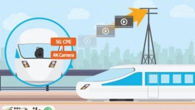 دسترسی به خدمات مخابراتی نسل پنجم در قطار تندرو ممکن شد