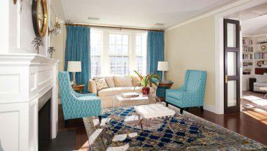 چگونه پرده و فرش را در دکوراسیون منزل ست کنیم؟
