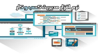طراحی نرمافزار ایرانی در حوزه مدیریت کسبوکار