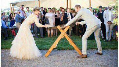 10 تا از عجیب ترین آداب و رسوم ازدواج در جهان +ویدئو