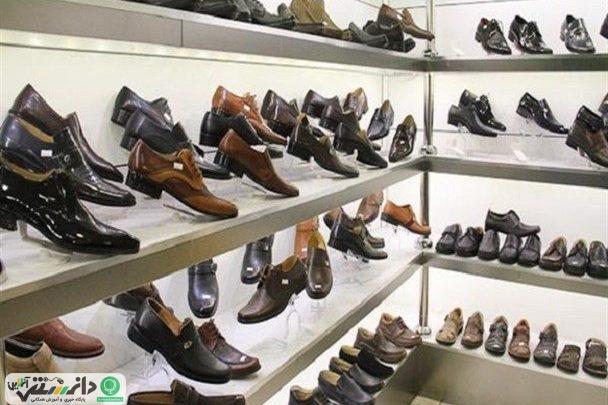 ایرانیها چقدر کفش خارجی میخرند و چقدر کفش صادر می کنند ؟