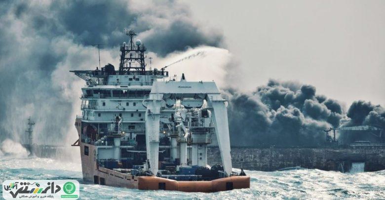 جدیدترین اخبار از کشتی نفتکش سانچی