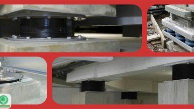 مقاوم سازی ساختمان در برابر زلزله با جداسازی لرزه ای +ویدئو