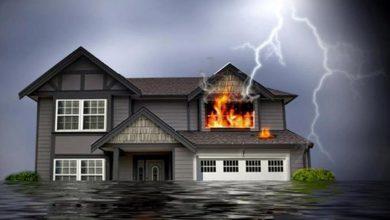 بیمه آتش سوزی ساختمان چه خساراتی را پوشش میدهد ؟ + اینفوگرافیک