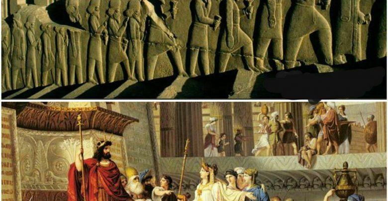 آموزش و پرورش در دوره هخامنشیان